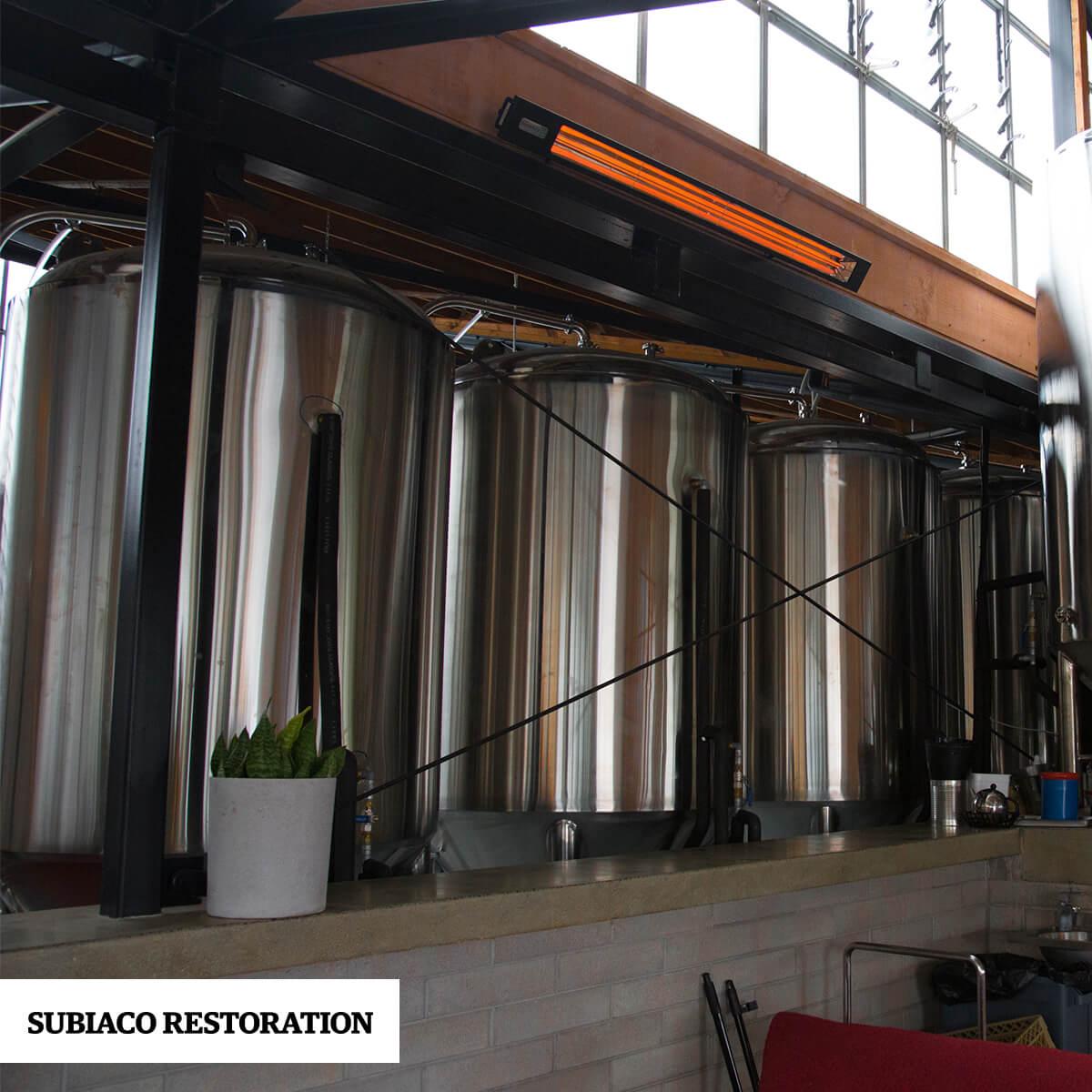 Distributor - Subiaco Restoration