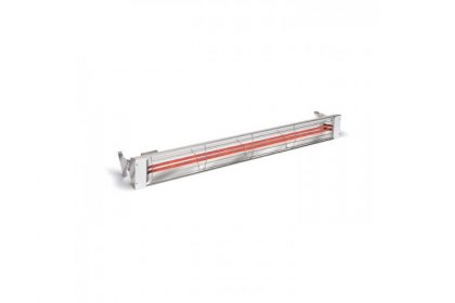 WD-Series – Dual Element – W40 4000W Radiant Heater – Stainless Steel *$100 Cashback*